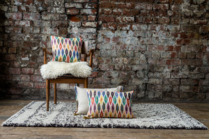 Marni Square Ikat Cushion