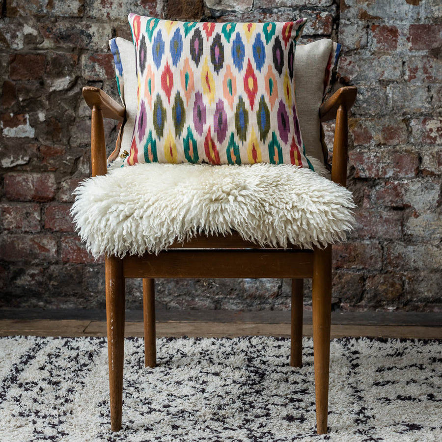 marni ikat cushion haveli design