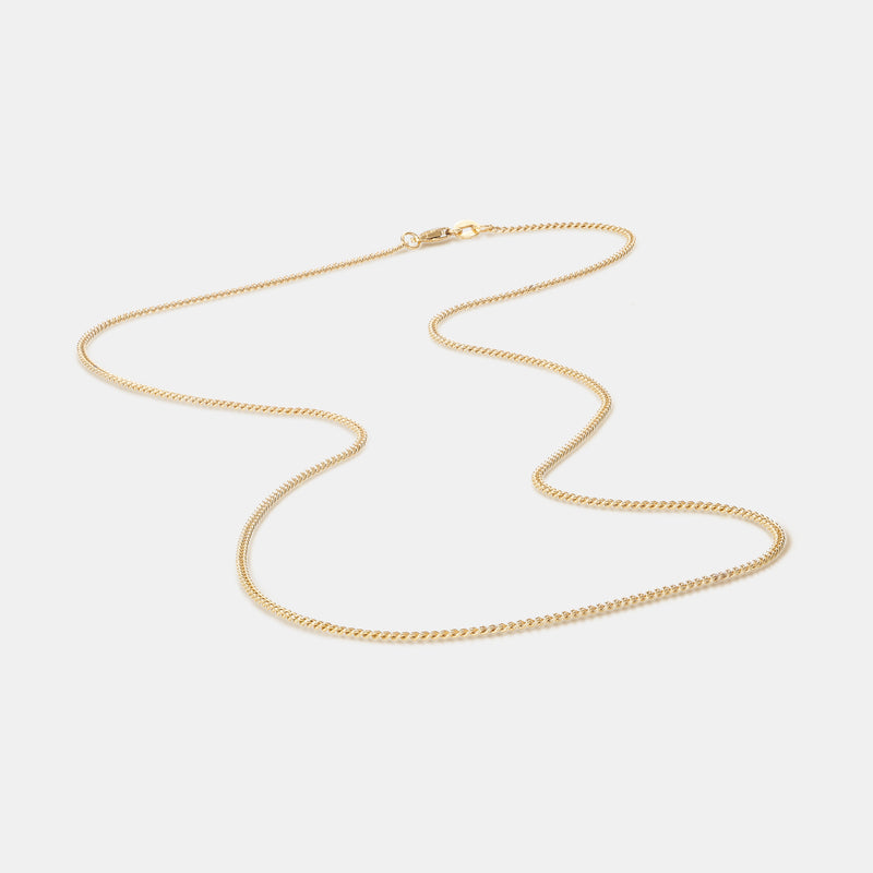 Curb Gold Chain