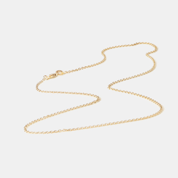 Trace Gold Chain