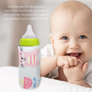 Portable Baby Bottle Warmer - NY Square