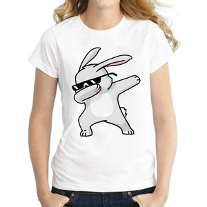 Funny Various Animals Dab T-Shirt - NY Square