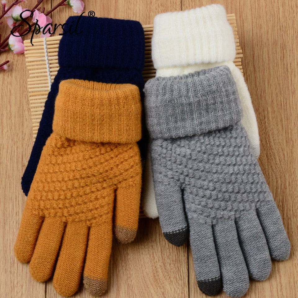 Winter Touch Screen Gloves - NY Square