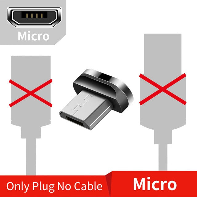 Magnetic Micro USB Cable - NY Square