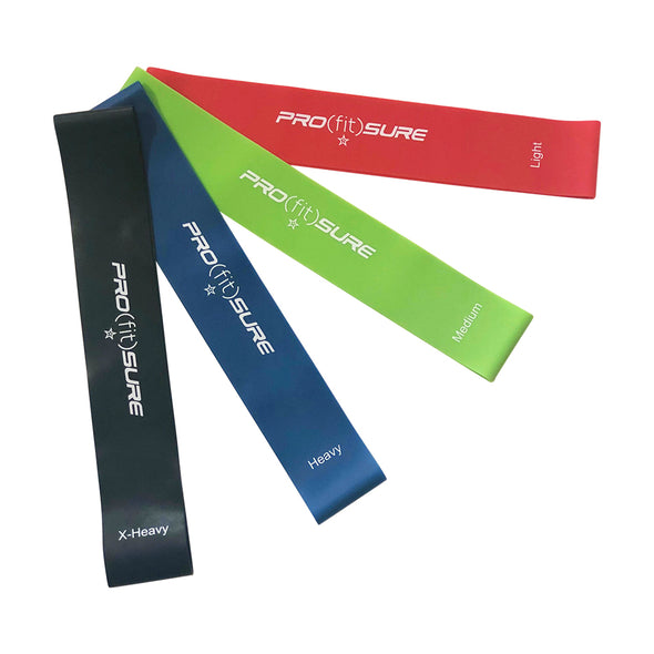 PRO fit SURE super mini bands 4 pack