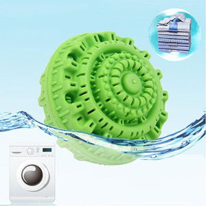 Eco-Friendly Green Laundry Ball
