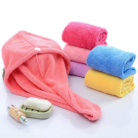 Quick-dryingHair Towel