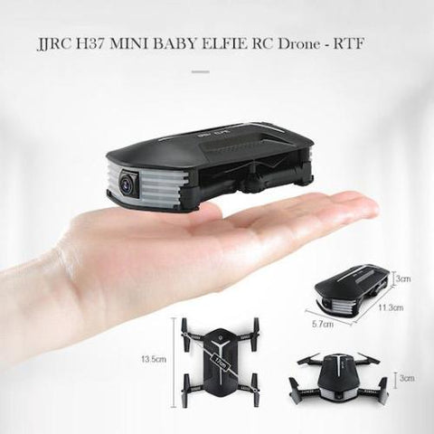 Mini Elfie Drone