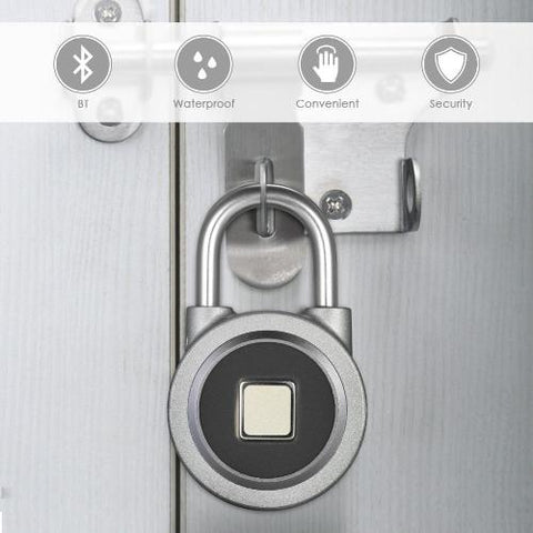 Image of Smart Fingerprint Lock with APP