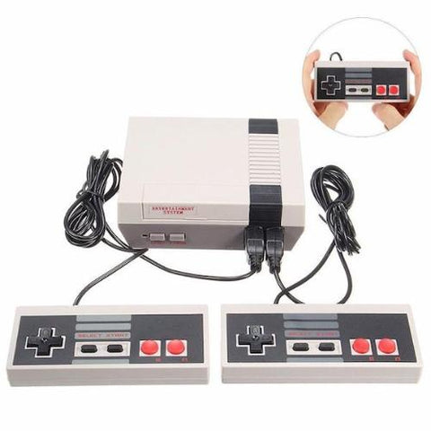 Image of Retro Game Console