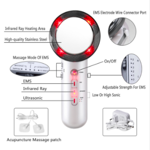 Body Slimming Massager