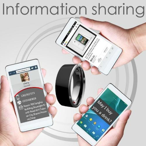 Smart Multi-funcion App Ring