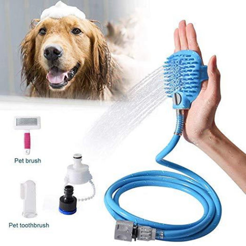 Complete Pet Bathing Set
