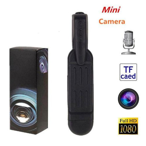 Full HD Compact Mini-Camera