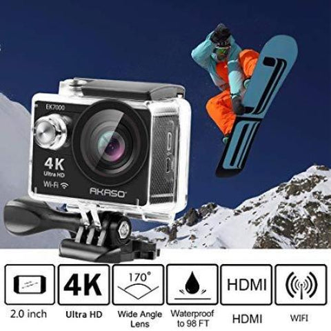 Image of 4K Ultra HD Action Camera