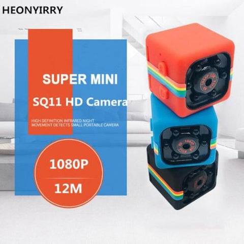 Image of Portable Mini HQ Camera