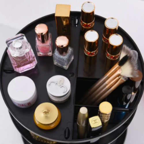 Rotation Make-up Organizer