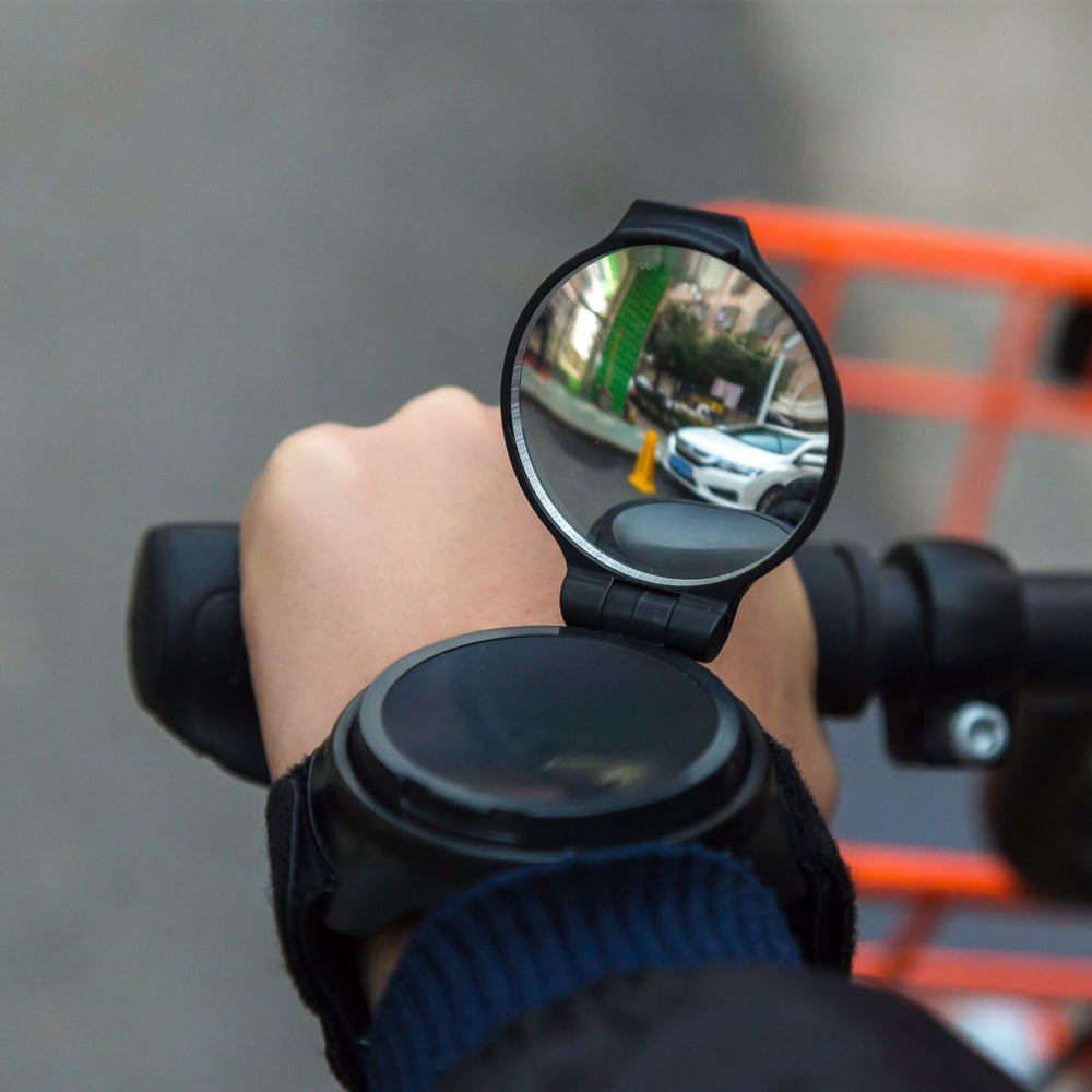 Bike Mirror Watch