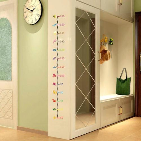 Measurement Wall Stickers
