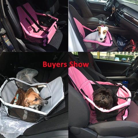 Image of Pet Car Seat