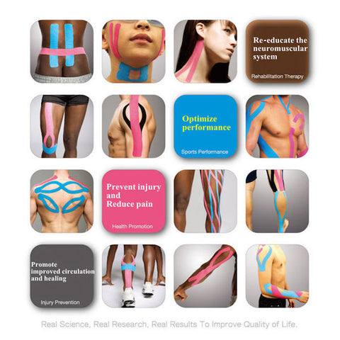 Image of Elastic Kinesiology Tape Roll