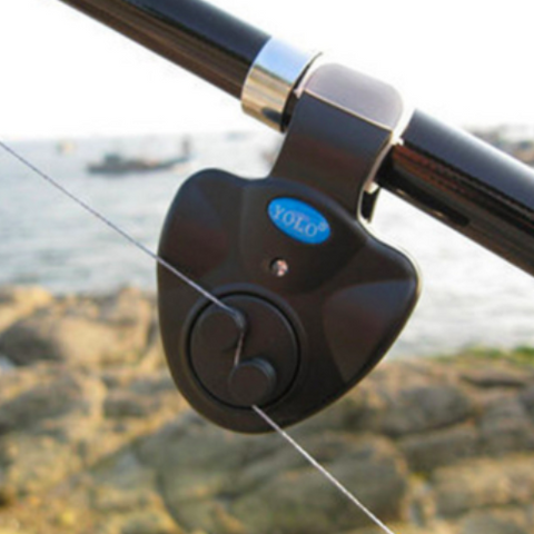 Image of Light & Sound Fishing Alarm