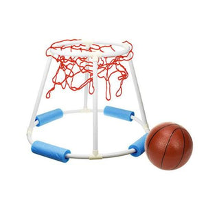 Basketball floating basket