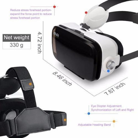 Image of Virtual Reality Headset