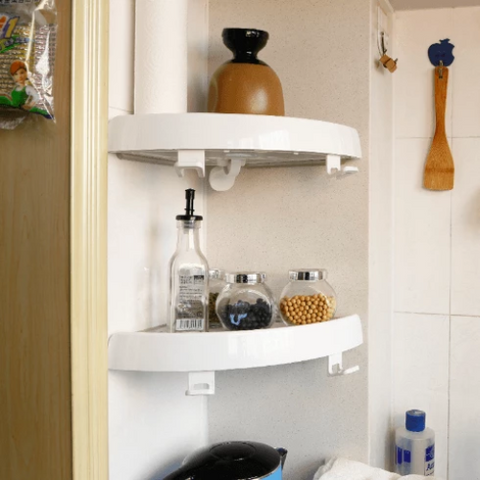 Image of Corner Shelf