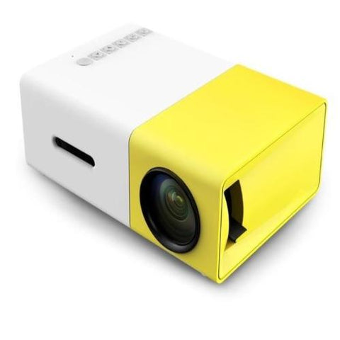 Image of Mini LCD LED Projector