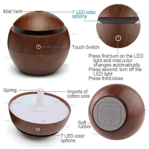 Image of USB Oil Diffuser