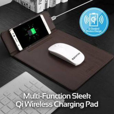 Image of Wireless Charger Mouse Pad