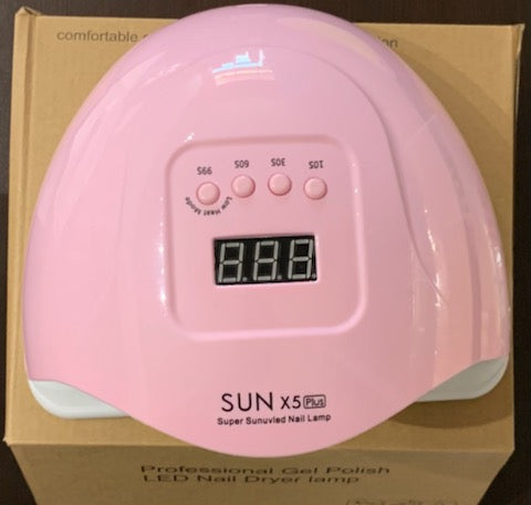 SUN X5 plus UV LAMP