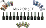 Mirror Gel ● GelliCo USA ● Nail Art Design ● Best Top Gel ● Best Matte Top Gel ● Cheapest Gel Polish ● High Quality Gel Polish ● Marble Nail Art Design ● Chrome Nail Art Design ● Make Nail at Home ● Best Nail Gel ● Best Nail Polish