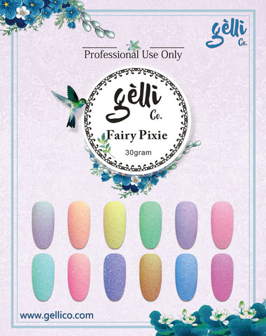 Fairy Pixie ● GelliCo USA ● Nail Art Design ● Best Top Gel ● Best Matte Top Gel ● Cheapest Gel Polish ● High Quality Gel Polish ● Marble Nail Art Design ● Chrome Nail Art Design ● Make Nail at Home ● Best Nail Gel ● Best Nail Polish