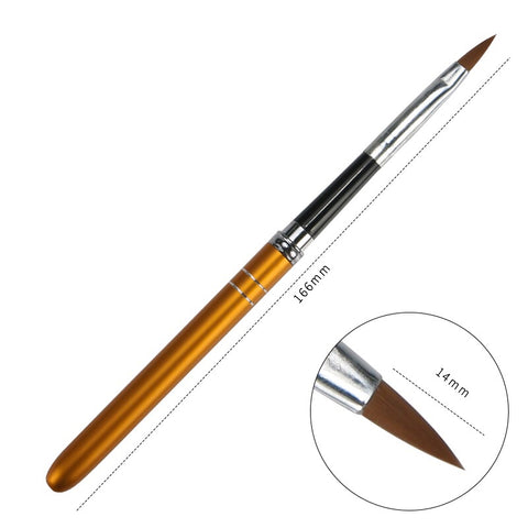 Art/ 3D Brush (Long Tip) ● GelliCo USA ● Nail Art Design ● Best Top Gel ● Best Matte Top Gel ● Cheapest Gel Polish ● High Quality Gel Polish ● Marble Nail Art Design ● Chrome Nail Art Design ● Make Nail at Home ● Best Nail Gel ● Best Nail Polish
