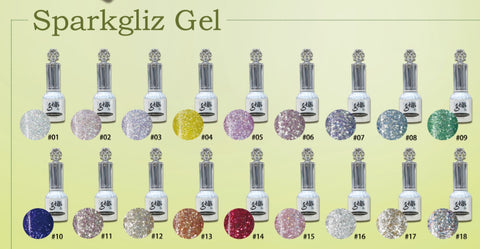 SparkGlitz Gel Set ● GelliCo USA ● Nail Art Design ● Best Top Gel ● Best Matte Top Gel ● Cheapest Gel Polish ● High Quality Gel Polish ● Marble Nail Art Design ● Chrome Nail Art Design ● Make Nail at Home ● Best Nail Gel ● Best Nail Polish