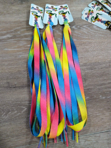 Accessories Rainbow shoelaces