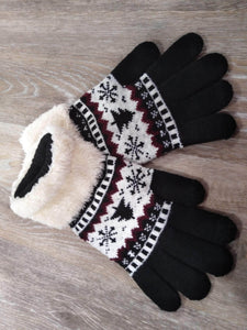 Gloves Black Gloves