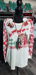 Graphic T-Shirt Have Yourself A Country Christmas