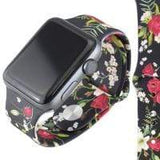 Jewelry Black/Rose S/M 38mm Apple Watch bands S/M 38mm and 42mm