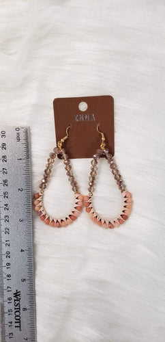 Jewelry Crystal Earrings