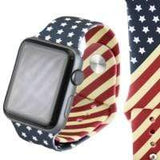 Jewelry Flag 38 MM M/L Apple Watch bands S/M 38mm and 42mm