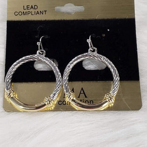 Jewelry Gold/Silver Earrings
