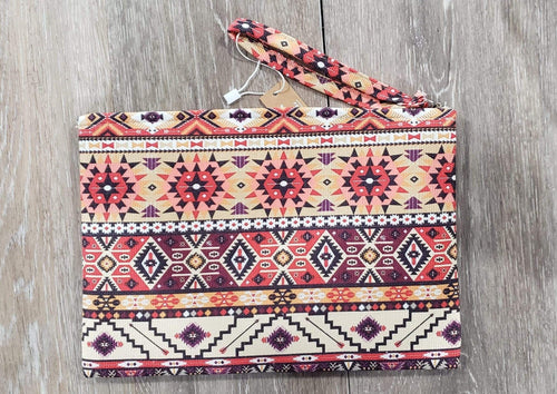 Make-up Bag Aztec Make-up Bag