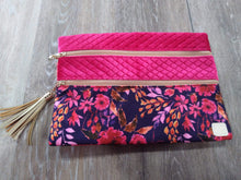 Make-up Bag Pink/Floral The Versi Bag