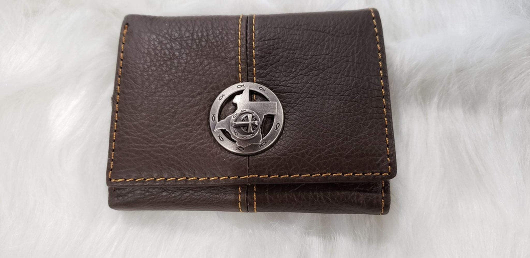 Men's Men's Tri-Fold Texas Wallet