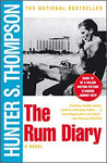 The Rum Diary Novel By Hunter S. Thompson (Embossed at Owl Farm)