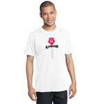 Men's Gonzo Logo White T-Shirt
