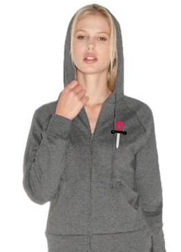 Women's Gonzo Zip Up Hoodie